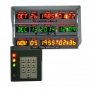 BTTF Time Circuits Display V3B